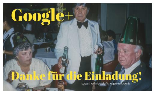Google Susanne Krieg