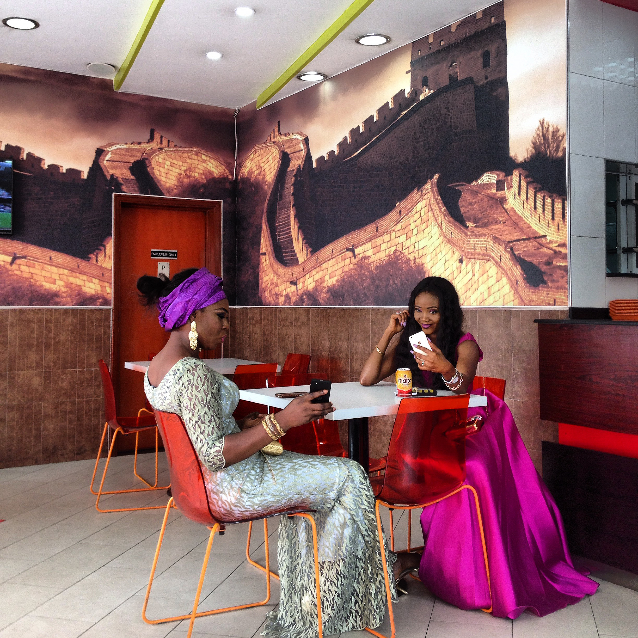 Two Women In Lagos: The Everyday Projects